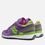 Мужские кроссовки Saucony Shadow Original Purple/Green фото- 2