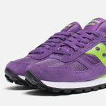 Мужские кроссовки Saucony Shadow Original Purple/Green фото- 5