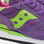 Мужские кроссовки Saucony Shadow Original Purple/Green фото- 7