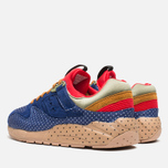 Saucony x Bodega Polka Dot Grid 9000 Sneakers Blue/Tan  photo- 2