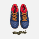 Saucony x Bodega Polka Dot Grid 9000 Sneakers Blue/Tan  photo- 4