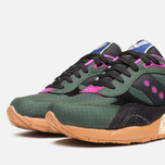 Мужские кроссовки Saucony x Bodega Polka Dot G9 Shadow 6 Green/Black фото- 5