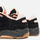 Кроссовки Saucony x Feature G9 Shadow 6 High Roller Sneakers Black/Pink фото- 7