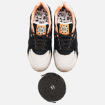 Кроссовки Saucony x Feature G9 Shadow 6 High Roller Sneakers Black/Pink фото- 4