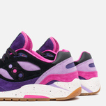 Кроссовки Saucony x Feature G9 Shadow 6 The Barney Purple/Black фото- 7