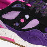 Кроссовки Saucony x Feature G9 Shadow 6 The Barney Purple/Black фото- 6
