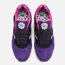 Кроссовки Saucony x Feature G9 Shadow 6 The Barney Purple/Black фото- 4