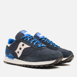 Мужские кроссовки Saucony x Penfield Shadow Original 60/40 Pack Navy/Grey фото- 1