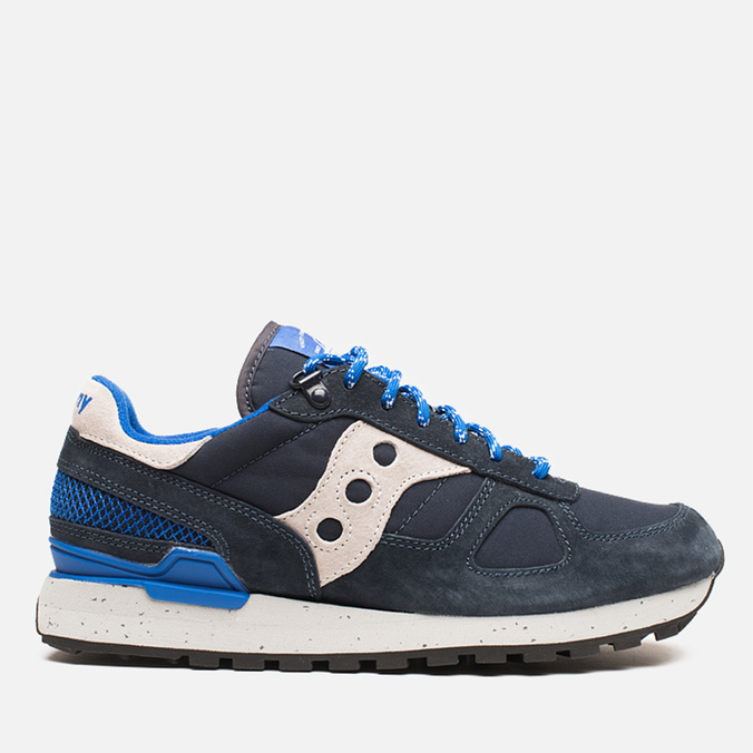Мужские кроссовки Saucony x Penfield Shadow Original 60/40 Pack Navy/Grey