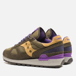 Мужские кроссовки Saucony x Penfield Shadow Original 60/40 Pack Olive/Purple фото- 2