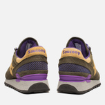 Мужские кроссовки Saucony x Penfield Shadow Original 60/40 Pack Olive/Purple фото- 3