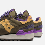 Мужские кроссовки Saucony x Penfield Shadow Original 60/40 Pack Olive/Purple фото- 6