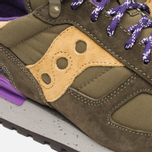 Мужские кроссовки Saucony x Penfield Shadow Original 60/40 Pack Olive/Purple фото- 8