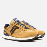Мужские кроссовки Saucony x Penfield Shadow Original 60/40 Pack Tan/Navy фото- 1