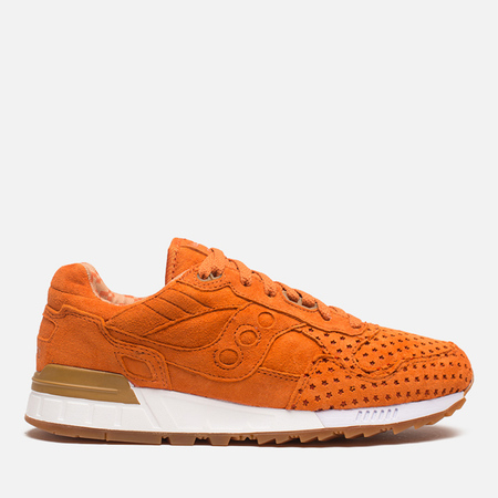 Мужские кроссовки Saucony x Play Cloths Strange Fruit Shadow 5000 Burnt Orange
