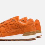 Мужские кроссовки Saucony x Play Cloths Strange Fruit Shadow 5000 Burnt Orange фото- 6