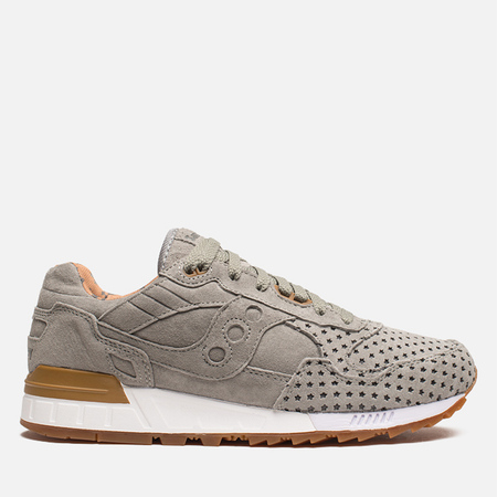 Мужские кроссовки Saucony x Play Cloths Strange Fruit Shadow 5000 Neutral Grey