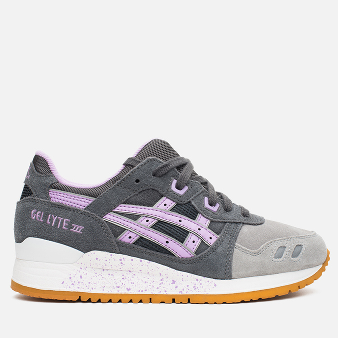 Женские кроссовки ASICS Gel-Lyte III Easter Pack Dark Grey/Sheer Lilac