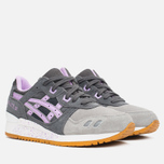 Женские кроссовки ASICS Gel-Lyte III Easter Pack Dark Grey/Sheer Lilac фото- 1