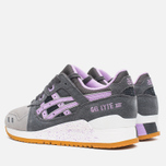 Женские кроссовки ASICS Gel-Lyte III Easter Pack Dark Grey/Sheer Lilac фото- 2