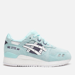 ASICS Gel-Lyte III Snowflake Soft Blue Sneakers Tint/White photo- 0