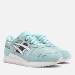 ASICS Gel-Lyte III Snowflake Soft Blue Sneakers Tint/White photo- 1