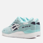 ASICS Gel-Lyte III Snowflake Soft Blue Sneakers Tint/White photo- 2