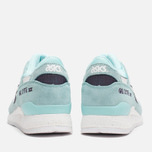 ASICS Gel-Lyte III Snowflake Soft Blue Sneakers Tint/White photo- 3