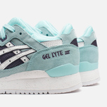 ASICS Gel-Lyte III Snowflake Soft Blue Sneakers Tint/White photo- 6