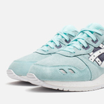 ASICS Gel-Lyte III Snowflake Soft Blue Sneakers Tint/White photo- 5