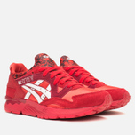 Кроссовки ASICS Gel-Lyte V Valentines Pack Rose Red/White фото- 1