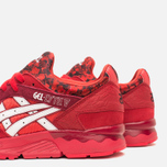 Кроссовки ASICS Gel-Lyte V Valentines Pack Rose Red/White фото- 5