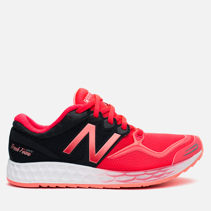New Balance W1980WP Women's Sneakers Red/Black