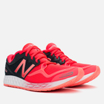 New Balance W1980WP Women's Sneakers Red/Black photo- 1