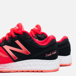 New Balance W1980WP Women's Sneakers Red/Black photo- 7