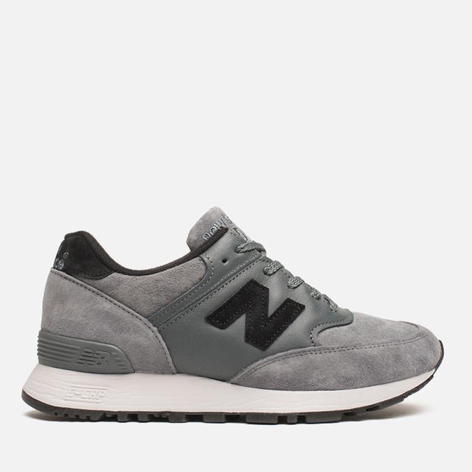 Женские кроссовки New Balance W576PLG Grey