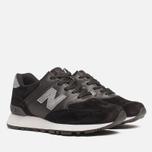 Женские кроссовки New Balance W576PLK Black фото- 1
