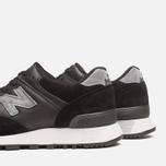 Женские кроссовки New Balance W576PLK Black фото- 6