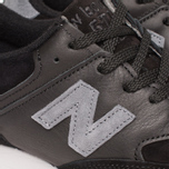 Женские кроссовки New Balance W576PLK Black фото- 7