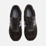 Женские кроссовки New Balance W576PLK Black фото- 4