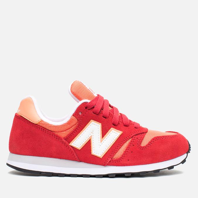 Женские кроссовки New Balance WL373SMC Red