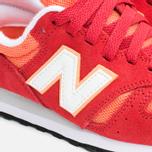 Женские кроссовки New Balance WL373SMC Red фото- 5
