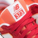 Женские кроссовки New Balance WL373SMC Red фото- 6