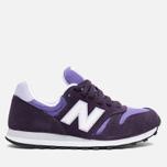 Женские кроссовки New Balance WL373SMP Purple фото- 0