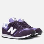 Женские кроссовки New Balance WL373SMP Purple фото- 1