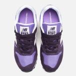 Женские кроссовки New Balance WL373SMP Purple фото- 4