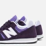 Женские кроссовки New Balance WL373SMP Purple фото- 7