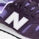 Женские кроссовки New Balance WL373SMP Purple фото- 5