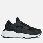 Женские кроссовки Nike Air Huarache Run Black/White фото- 0