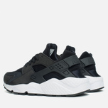 Женские кроссовки Nike Air Huarache Run Black/White фото- 2